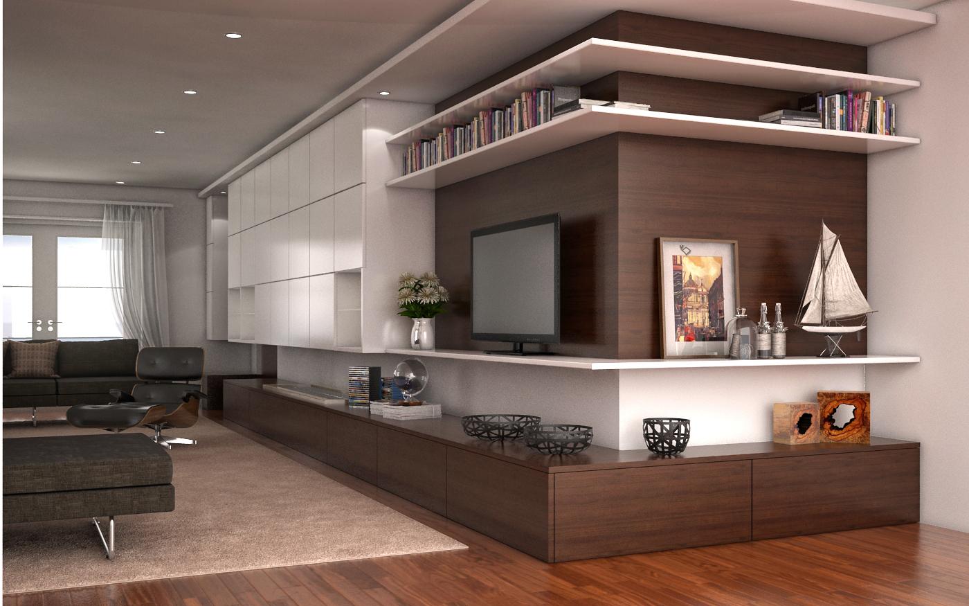 Interieur visualisatie for Interieur winkel utrecht